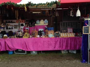 Merchant Zielenklanken at Castlefest