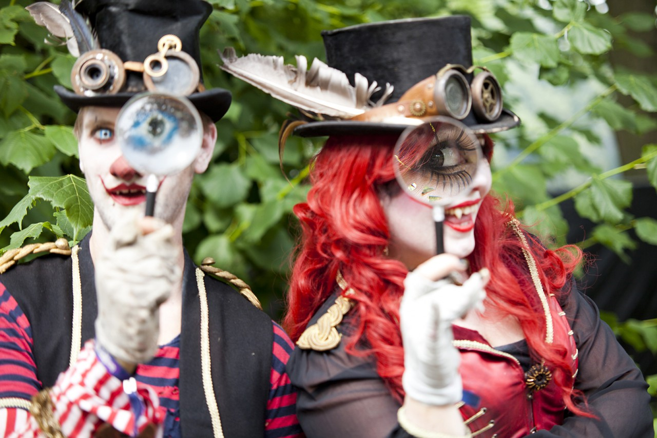 Halloween Hillegom.Castlefest Where Fantasy Becomes Your Reality